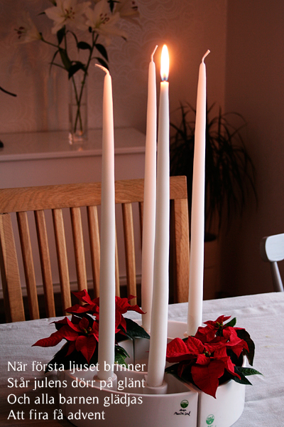 1:a advent