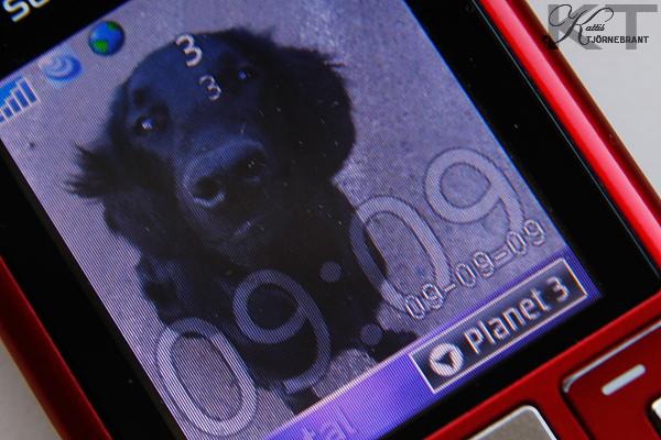 Tidpunkt - 2009-09-09 kl. 09:09
