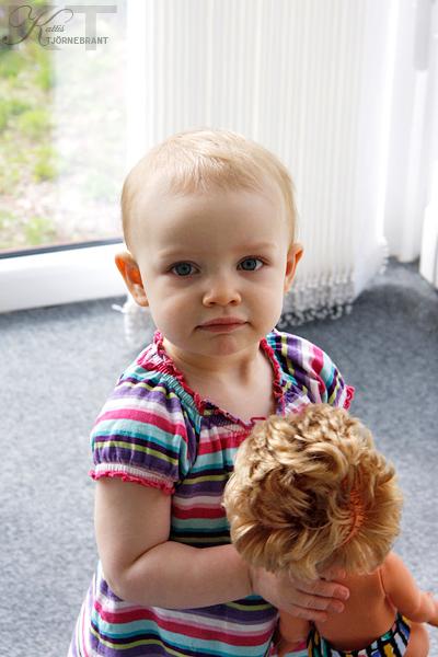 Alicia 1,5 år