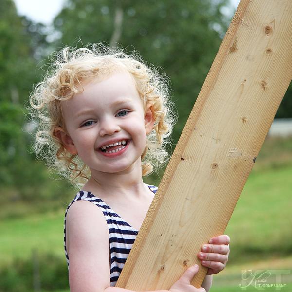Alicia 2,5 år