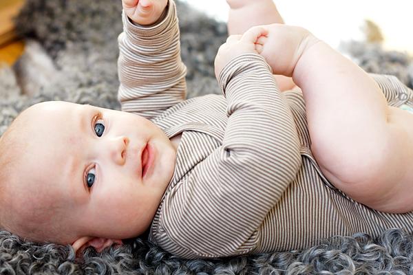 Elliot 5 månader